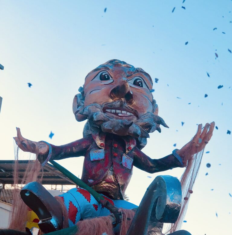 Bari. Torre a Mare. Carnevale di Varvamingo. 2018