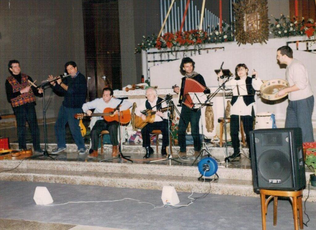 BARI CHIESA CARMELITANI 1995