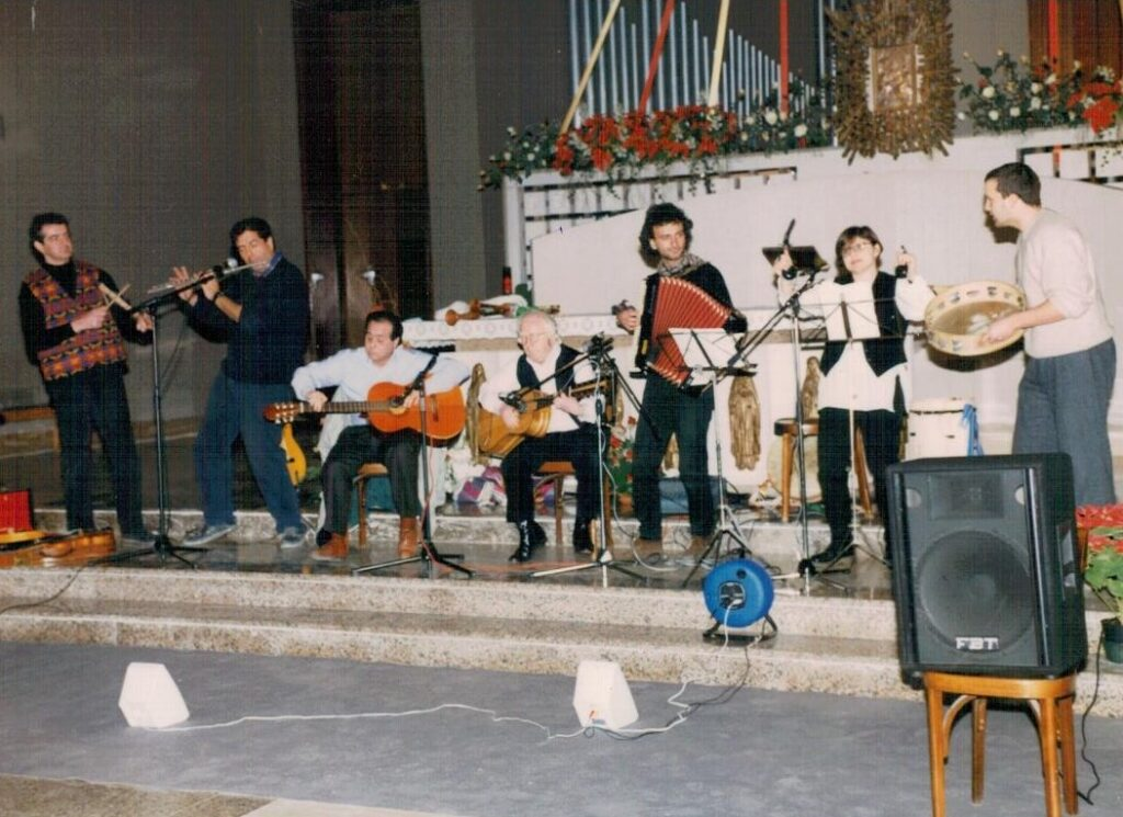 Bari. Chiesa dei Carmelitani. 1998
