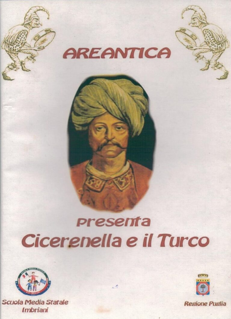 CICERENELLA E IL TURCO DVD IMBRIANI BARI