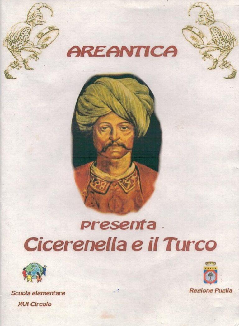CICERENELLA E IL TURCO DVD XVI CIRCOLO BARI