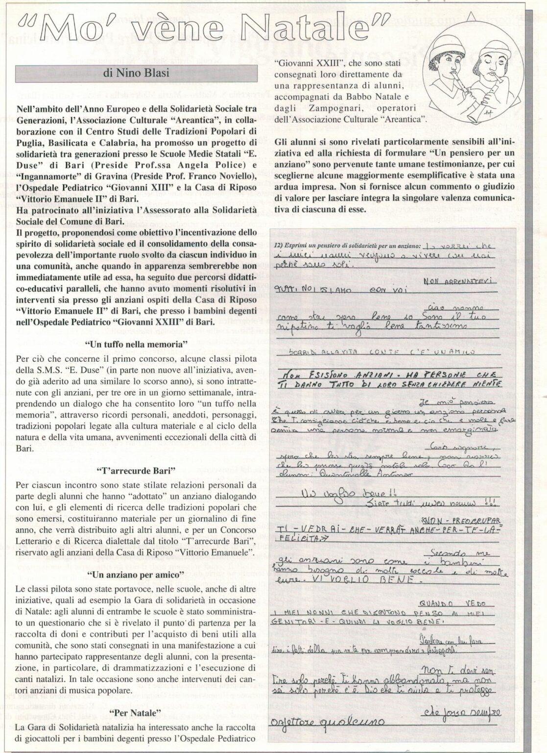 GARA SOLIDARIETA' 1993