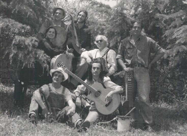 Gruppo Areantica. 1996