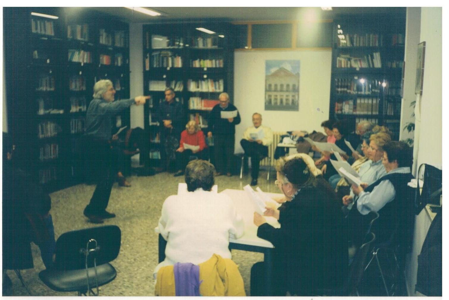 Bari. Centro Sociale Educativo. Japigia-Torre a mare. 2002