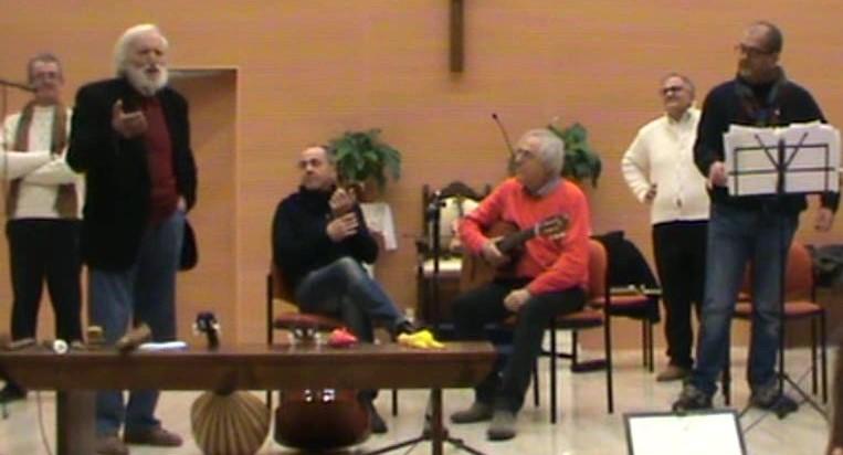 Bari. Auditorium Chiesa San Giovanni Basco. 16 dicembre 2016