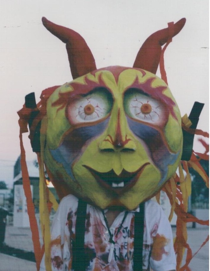 Bari. Arena della Vittoria. Estate Ragazzi 1999. Il Diavolo