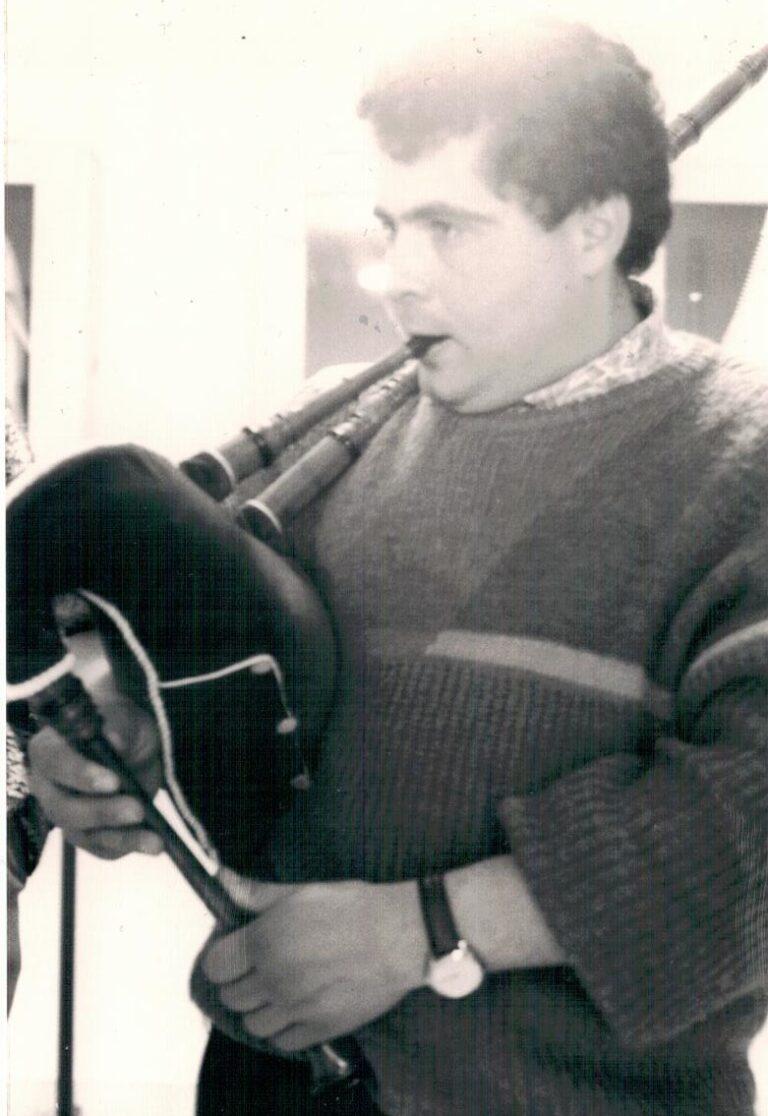 SCAPOLI (IS). CIRCOLO DELLA ZAMPOGNA. 1992. A