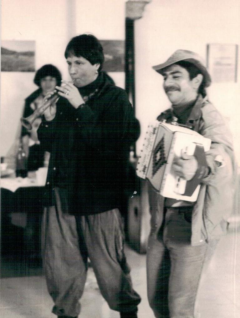 SCAPOLI (IS). CIRCOLO DELLA ZAMPOGNA. 1992. C