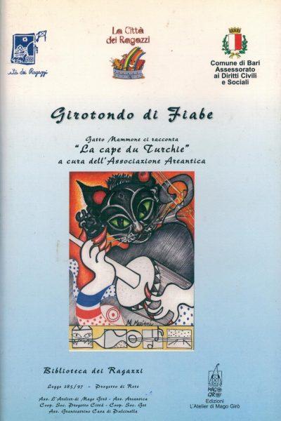 LA CAPE DU TURCHIE VHS LENOCI BARI